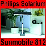 Overdrive-Racing Solarium Philips Sunmobile HB 811 Homesun Sonnenbank